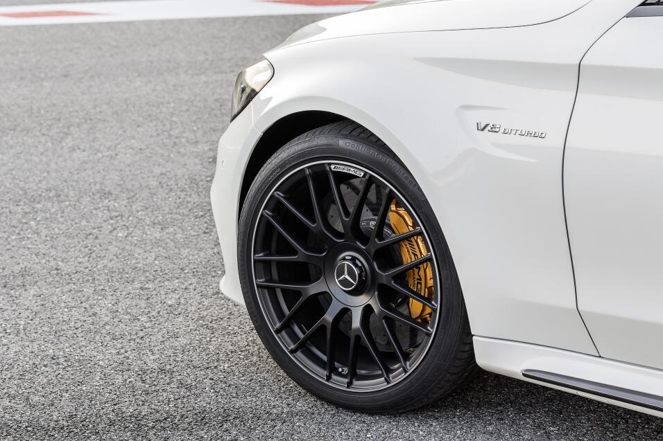 Mercedes-AMG C63 S 2017
