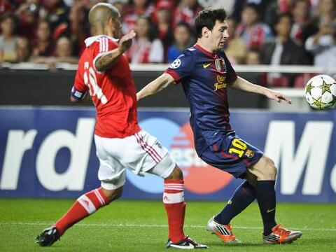 La fecha 2 de la ronda de grupos de la Champions League inició co...
