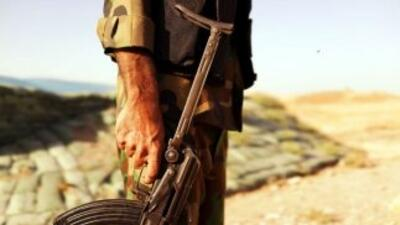 Los cuarteles del grupo yihadista ISIS se vacían ante la inminencia de u...