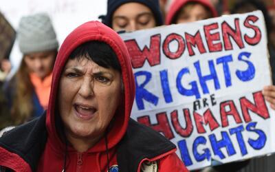 Se esperan 200,000 asistentes a la Marcha de Mujeres en Washington tras...