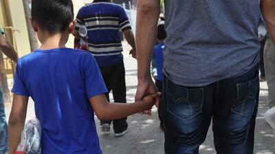 Juez se muestra optimista de que cientos de menores separados de sus padres puedan ser reunificados pronto