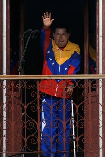 Los adversarios del líder venezolano han criticado a funcionarios...