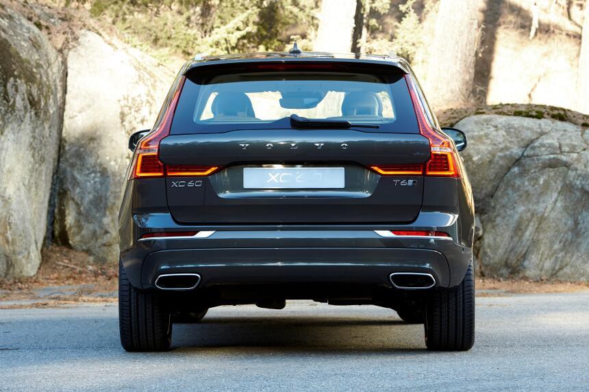Las armas de la nueva Volvo XC60 son belleza y alta tecnología  205022_T...