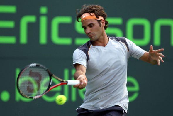 En el Indian Wells de marzo, Roger Federer volvió a toparse con su dolor...