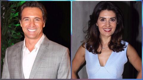 Juan Soler y Mayrín Villanueva vivirán un intenso amor en...