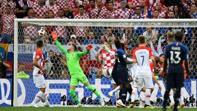 Así fue el primer autogol en la historia de las finales de Mundiales