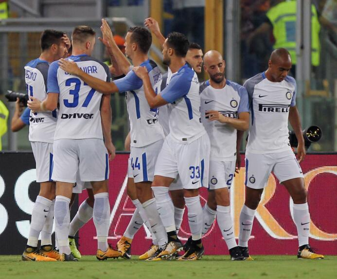 16. Inter de Milán (Italia): los 'neroazzurros' gastaron 80,5 mi...