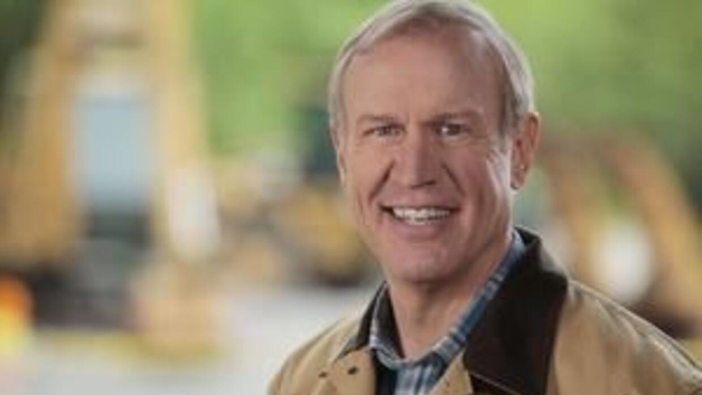 Bruce Rauner candidato a la gobernación de Illinois.