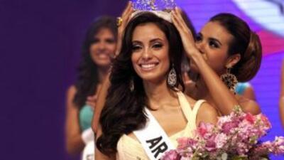 Monic Pérez Miss Puerto Rico Universe 2013