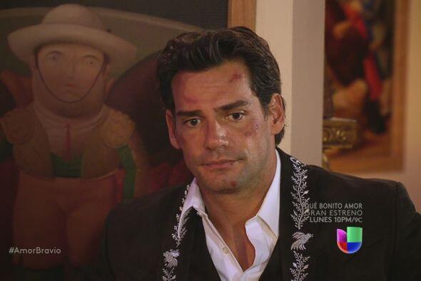 Ahora Daniel sabe que Leoncio está en la zona y podrían tener serios pro...