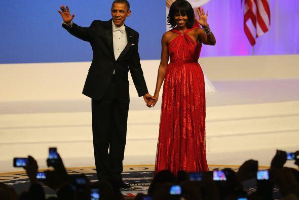 Michelle Obama se ha caracterizado por su buen gusto al vestir.