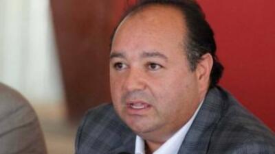 Amado Yáñez, el dueño de la polémica firma Oceanografía. (Imagen tomada...
