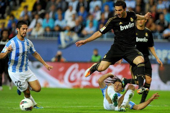 Gonzalo Higuaín arrancó de titular y no defraudó.