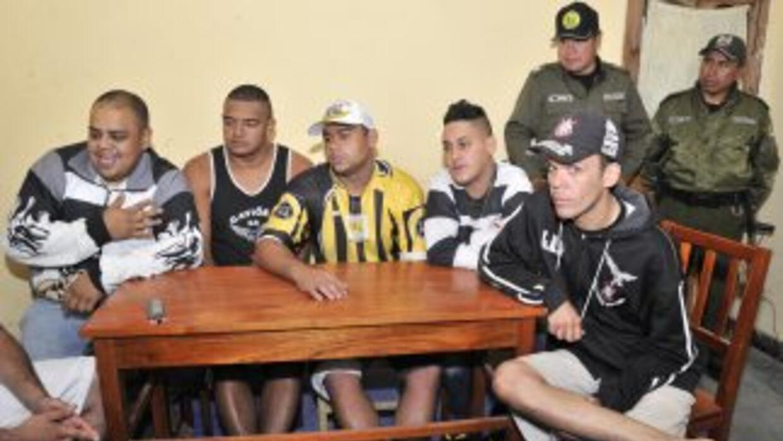 Doce hinchas del Corinthians permanecen presos y a la espera de juicio e...