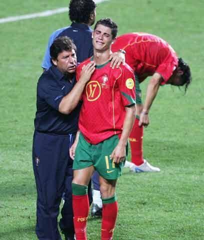 Asignatura pendienteCon la selección mayor de Portugal Cristiano Ronaldo...