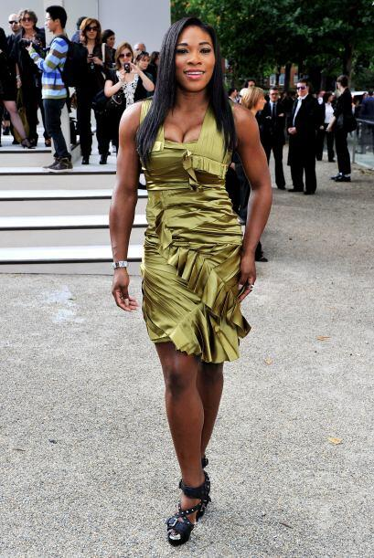 Puesto 2: Serena Williams de EU, fue destronada de la primera posición t...