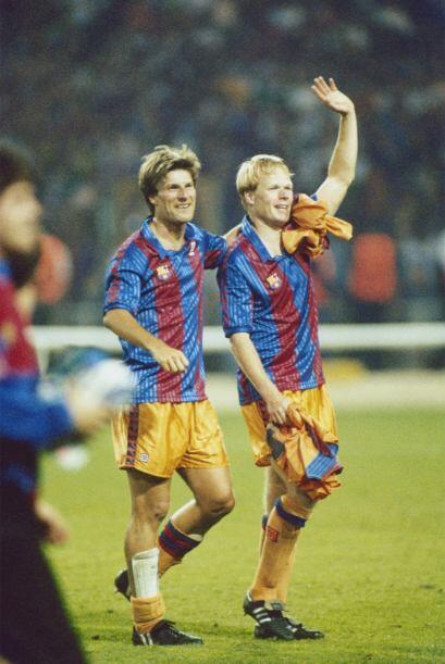Ronald Koeman: El Barcelona querís su primero título de la...