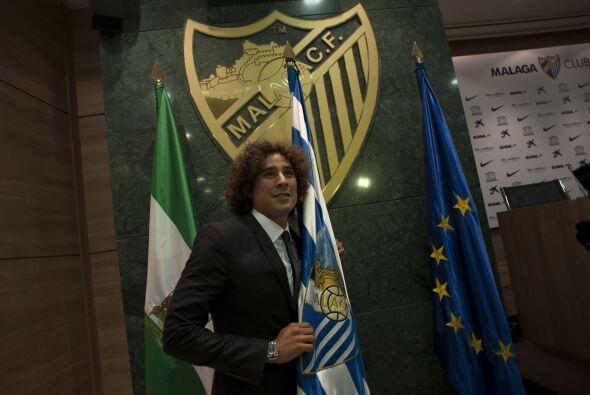 Con la salida de Willy Caballero y la llegada de Ochoa al equipo malague...