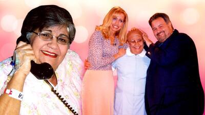Martica 'la del café' se recupera en el hospital y así la recordamos en El Gordo y La Flaca