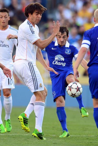 Real Madrid dominó el encuentro en la mayoría de sus pasajes, pese a los...