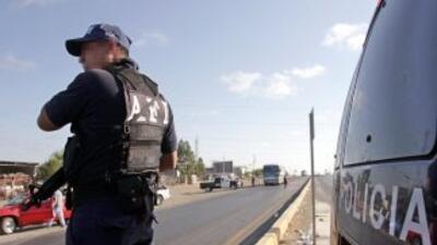 La policía encontró a las personas en varios inmuebles de Reynosa.