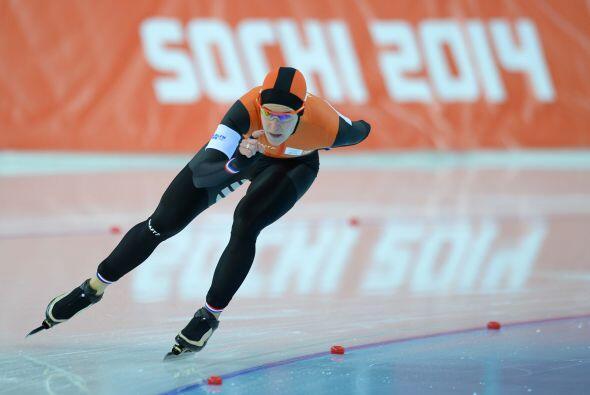 Wust, campeona del mundo de la distancia, doblegó a la anterior campeona...