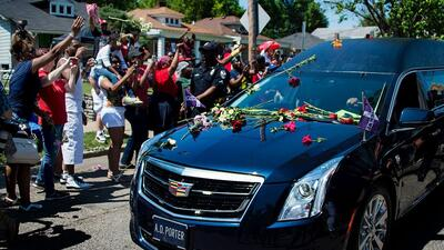 En un minuto: El último adiós a Muhammad Ali