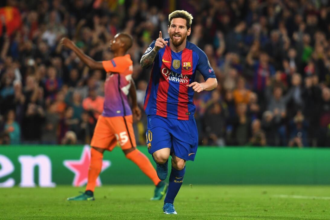 Toque latino en las victorias y derrotas de la Champions League GettyIma...
