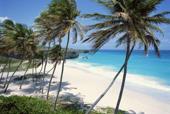 3. EL CARIBE. Todas esas pequeñas islas caribeñas que ofrecen playas par...