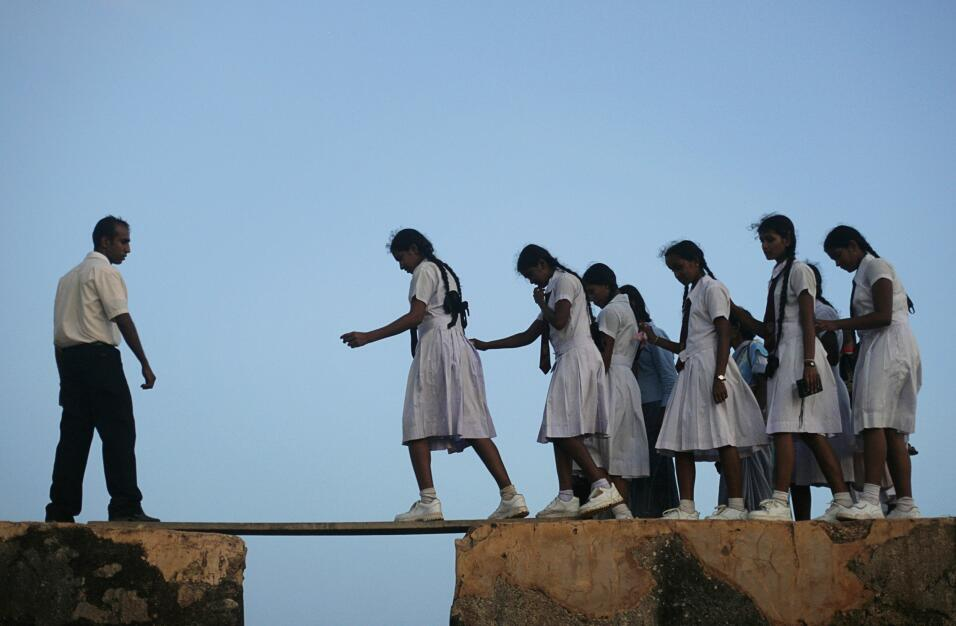 Niños Sri Lanka