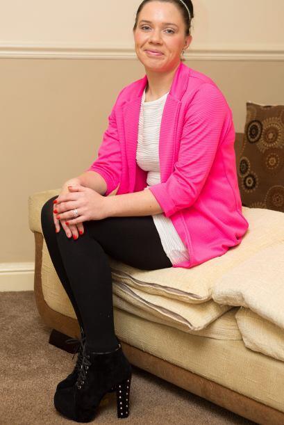"""Natalie de 28 años acepta que es una nueva persona y dijo: """"es la mejor..."""