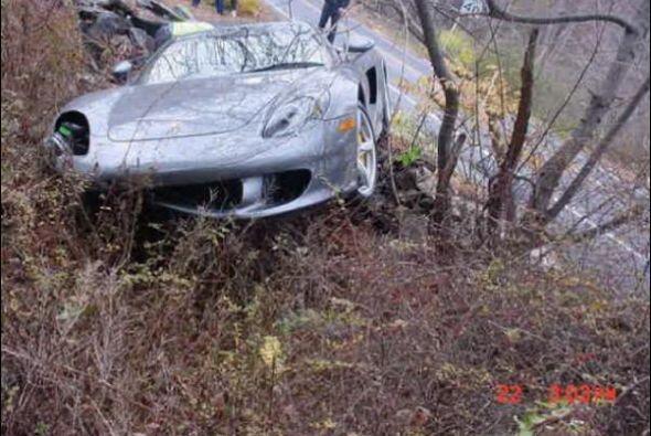 Porsche Garrera GT