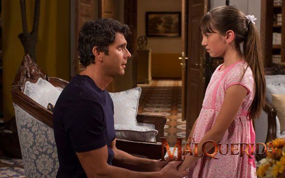 """Ni por mucho esfuerzo que hiciera """"Esteban"""" la convenció para quedarse."""