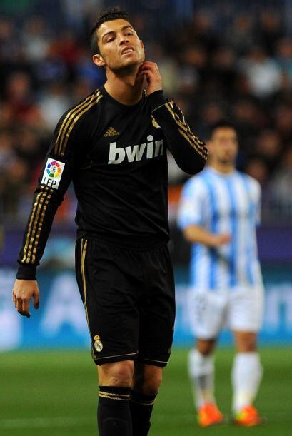 Cristiano Ronaldo no ha estado pasando por su mejor momento con el Madri...