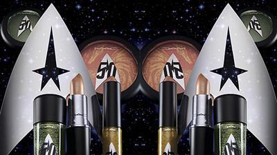 La colección de maquillaje de Star Trek