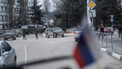 Alerta en Ucrania ante posible invasión rusa