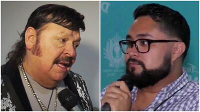 Promotor pide que no le pregunten a Ramón Ayala sobre las fotos que cobra a sus fans, pero nunca llegó