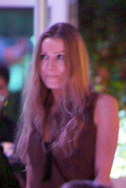 Se llama Angi Jiménez y es originaria de Sevilla.