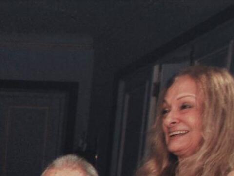 Dalia Soto del Valle Jorge, esposa del mandatario cubano Fidel Castro Ru...