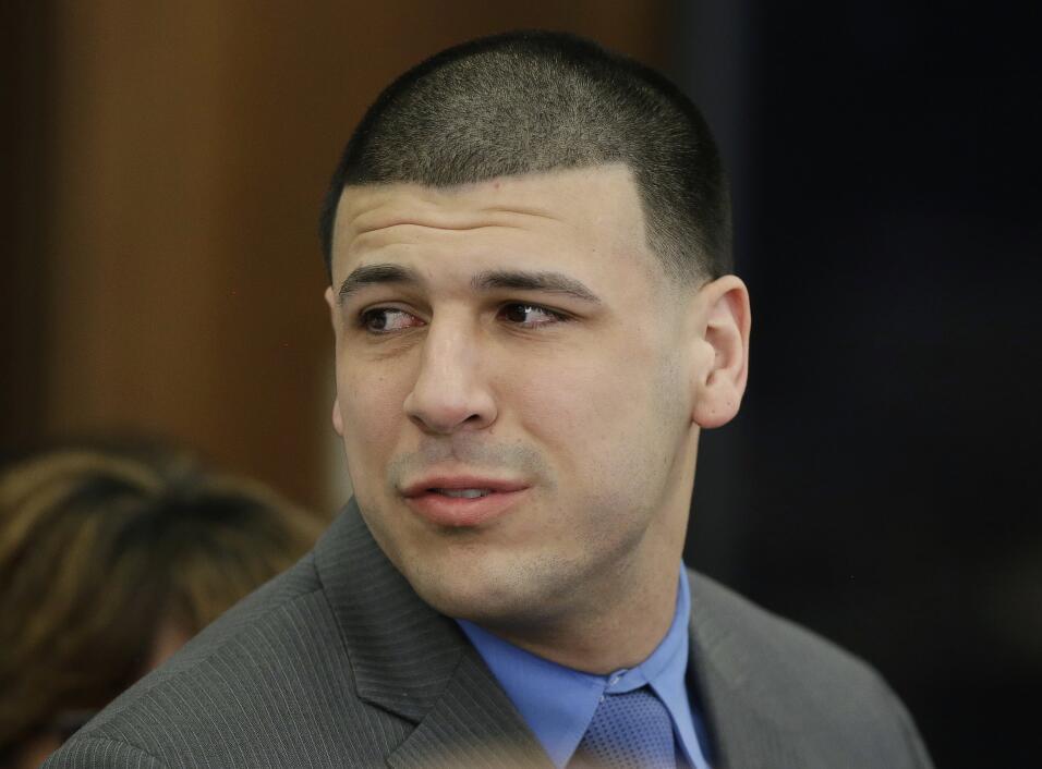 Aaron Hernández padecía el trauma cerebral más severo visto en una perso...