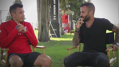 """Sambueza y Crosas recordaron la trágica jugada de la lesión: """"Que la gente diga lo que quiera"""""""