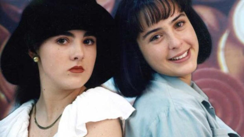 """En 1994, participó en dos melodramas, """"Más All&aacute..."""