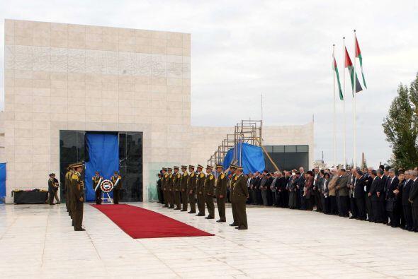 Respecto a la exhumación de Arafat, expertos internacionales analizarán...