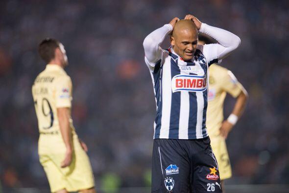 Monterrey, otro equipo del cual se esperaba un inicio más brillante o co...