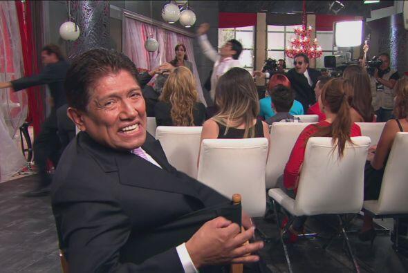 Juan Osorio escogió el Hotel Todo Incluido para grabar una exitosa telen...