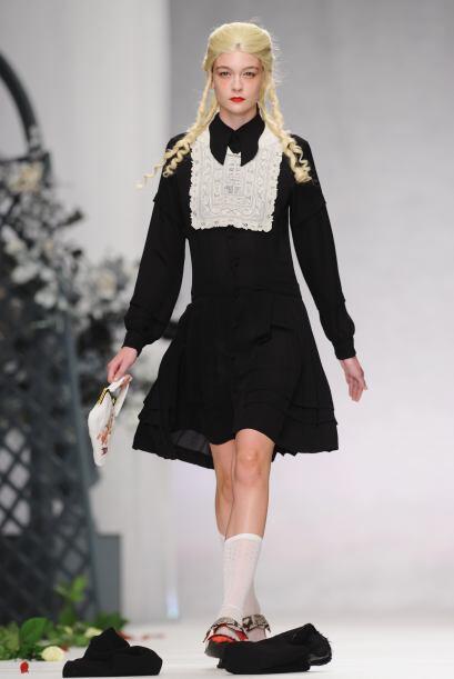 Tanto en el peinado como en los vestidos, este año reinará la tendencia...