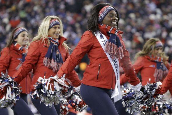 New England Patriots: AMBER (AP-NFL)