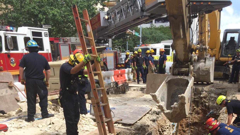 Trabajador de construcción en Austin resulta gravemente herido tras ...