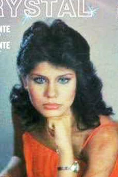 """Ella se hizo famosa por su voz. Logró colocar la canción """"Suavemente"""" qu..."""