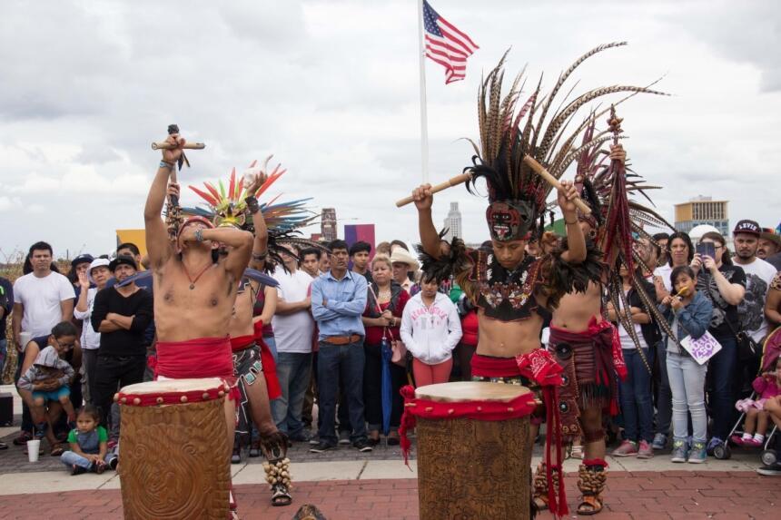 Día de Independencia Mexicana en Filadelfia